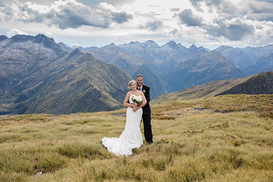 Fiordland-Helicopters-Hamish-Lisa-Wedding-3