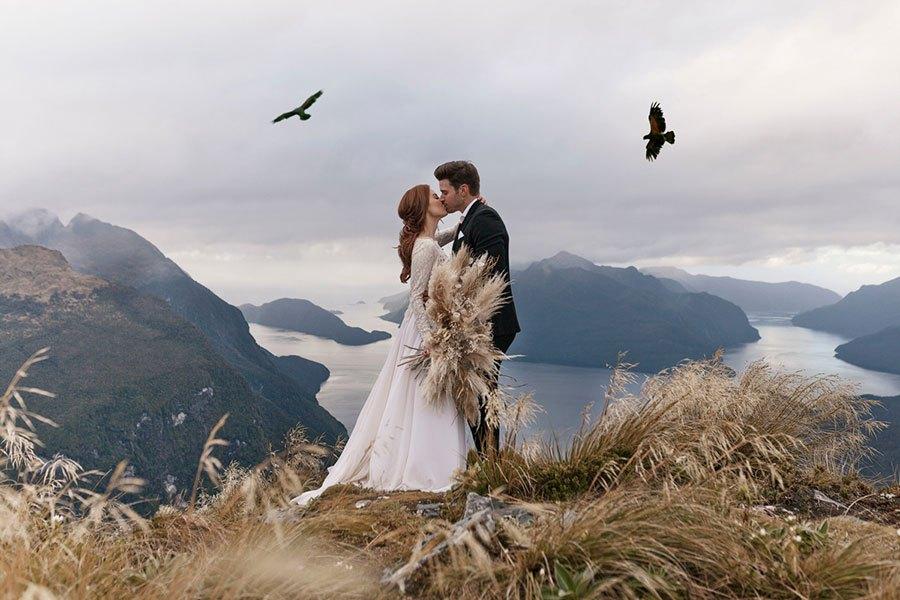 Fiordland-Helicopters-Luke-Amanda-Wedding-1