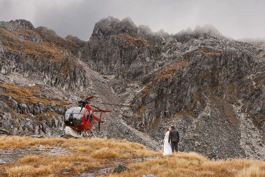 Fiordland-Helicopters-nicole-angus-Wedding-1