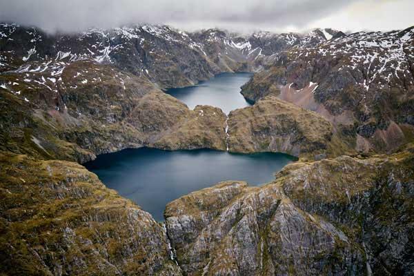 NORTH: Milford Sound & Doubtful